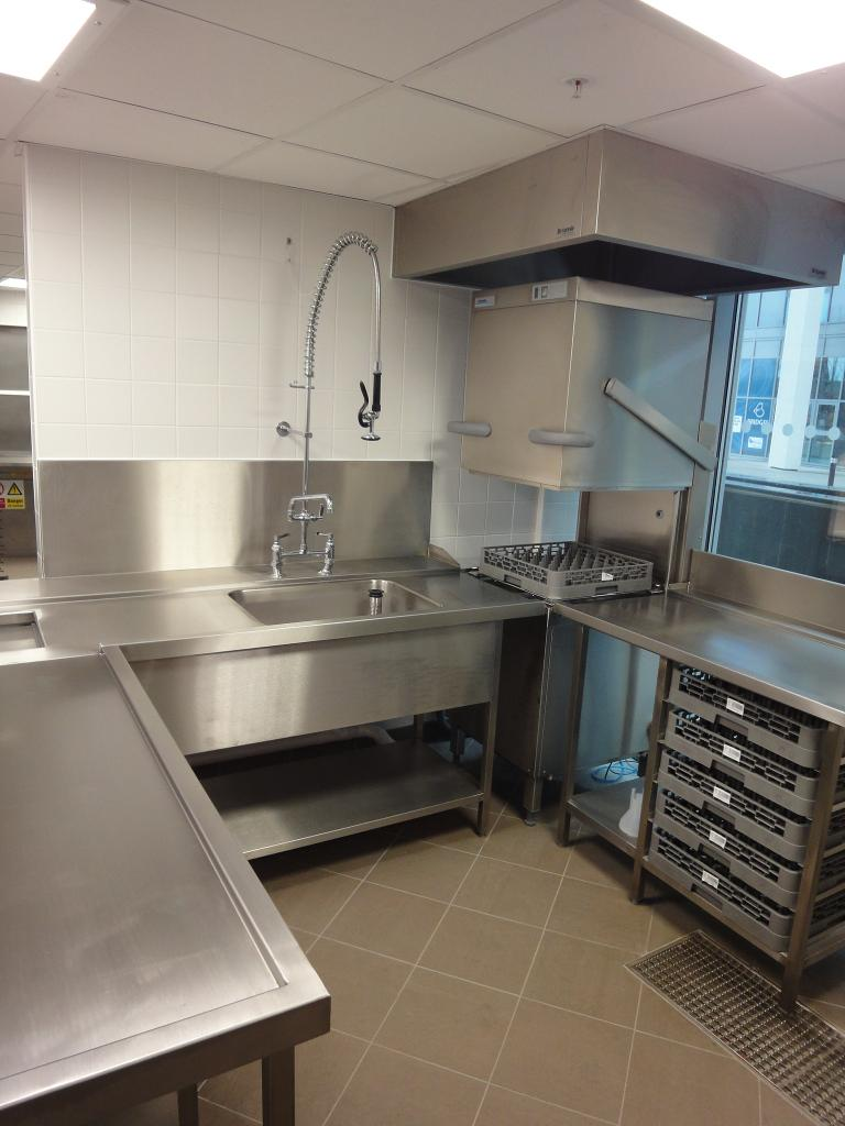 Hotel kitchen design verta hotel london for Essen design hotel