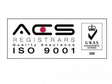 ISO 9001 Quality Assured