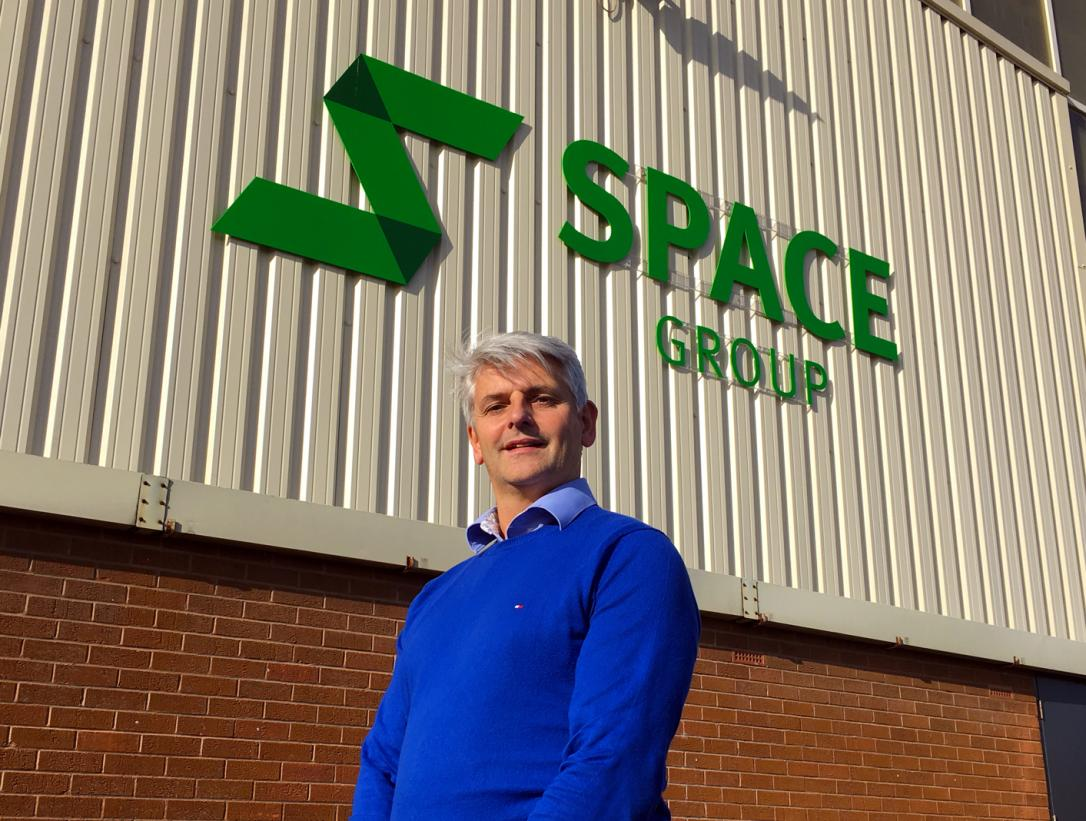 Rob Yorke - Space Group